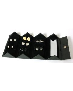 3 Sets of 7 The Olivia Collectoin Set of Seven Assorted Stud Earrings