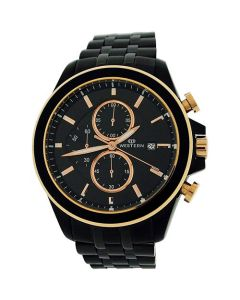 Western Moments Kronus Gents Chronograph All Stainless Steel Smart Watch
